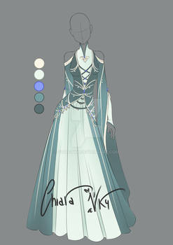 :: Adoptable Silver Outfit: CLOSED ::