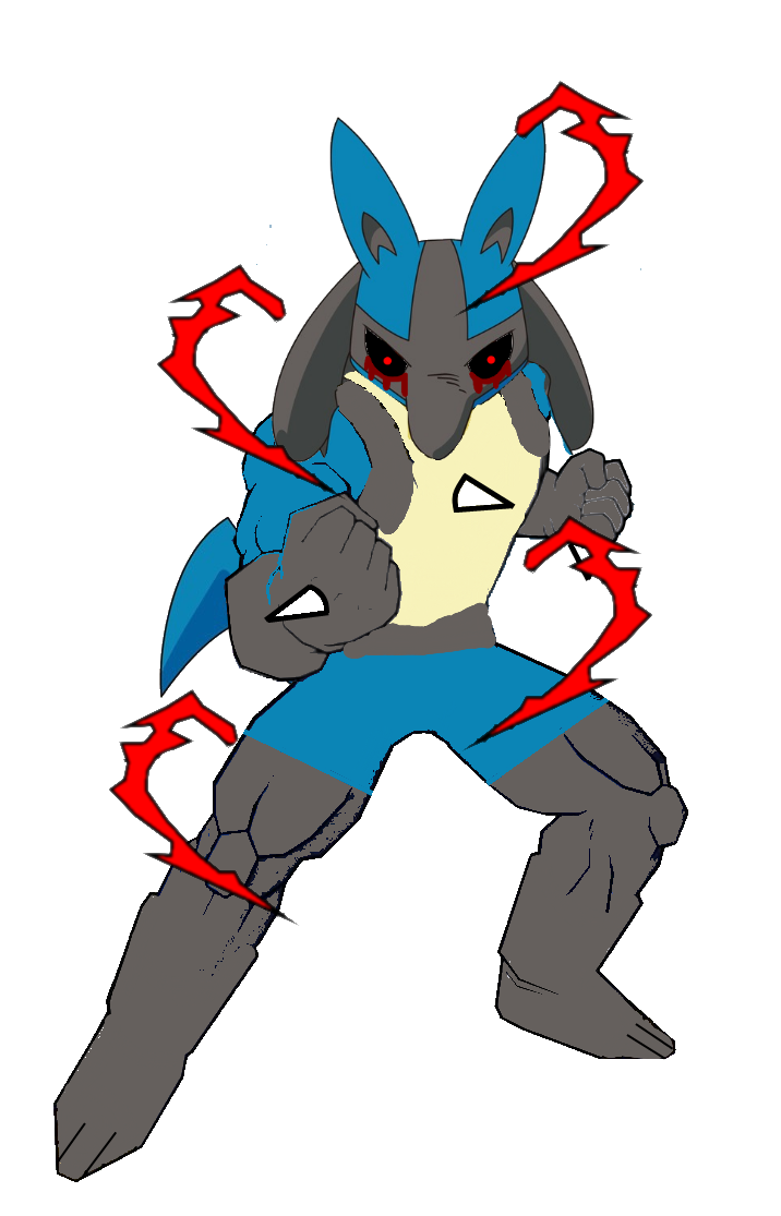 how to get lucario pokemon x