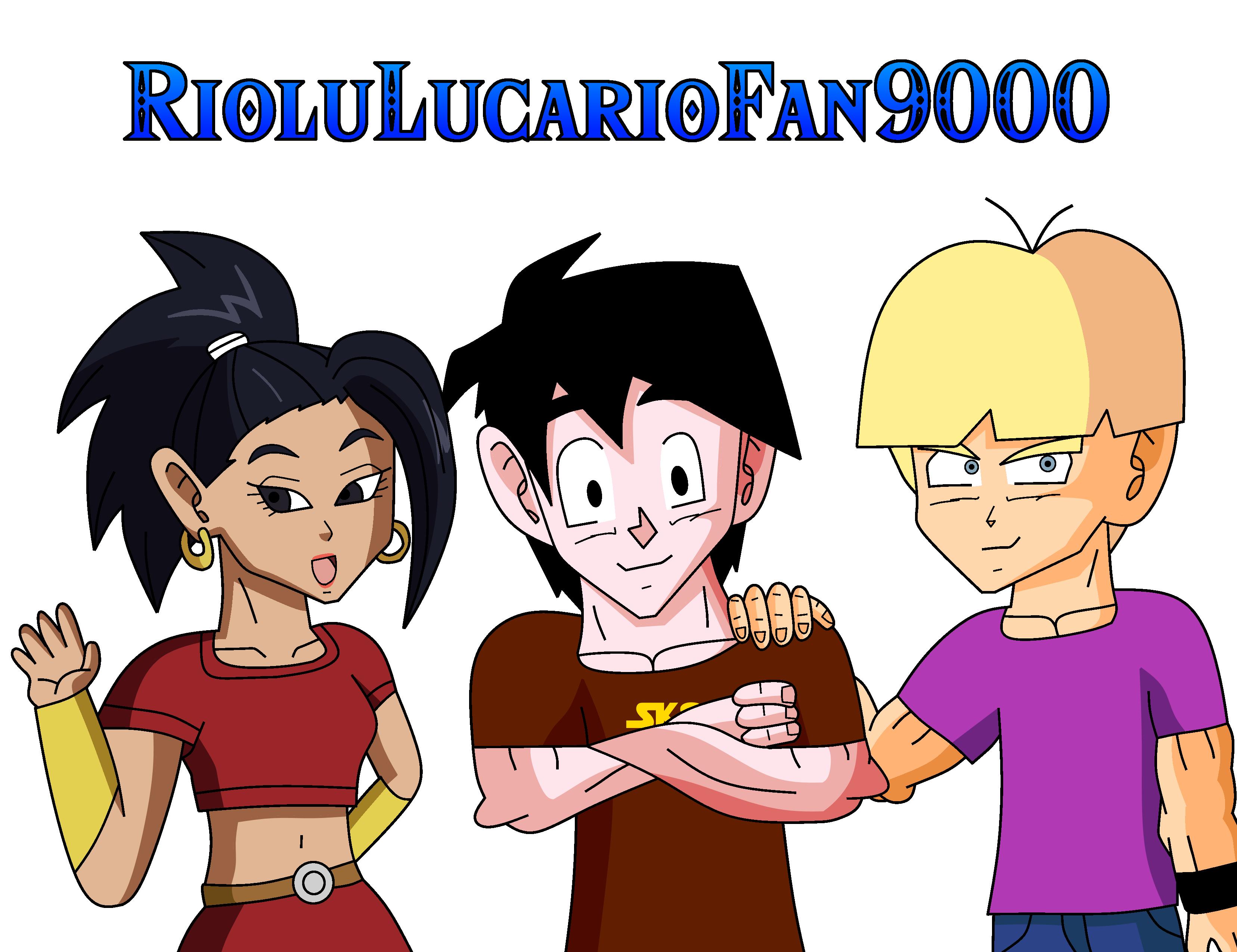 RioluLucarioFan9000's Profile Picture
