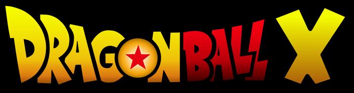Dragon Ball X logo by RioluLucarioFan9000