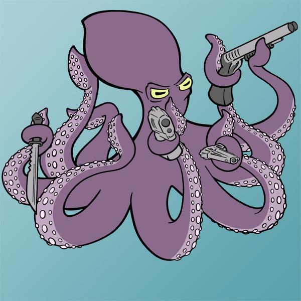 AGAHF_Armed_Octopus__Ver__1_by_IndigoOtt