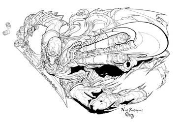 meth by noelrodriguez inked by gz12wk