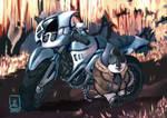 lancer's new ride