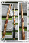 Maple Leaf Wand by McGovernArts