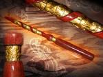 Gold Dragon Wand