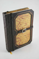 Leather Journal by McGovernArts