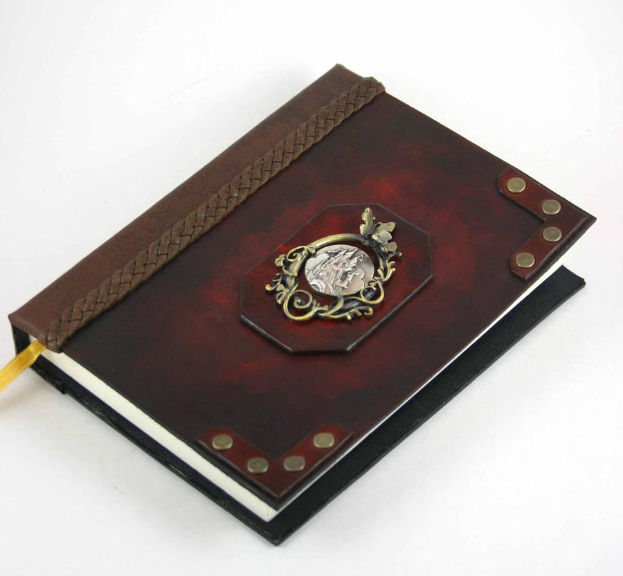 Fairy Tail Leather Journal by McGovernArts