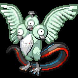 Magnecuno Custom Sprite by healz4Diamond