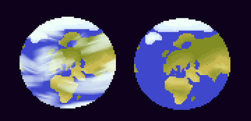 Mspaint Earth by healz4Diamond