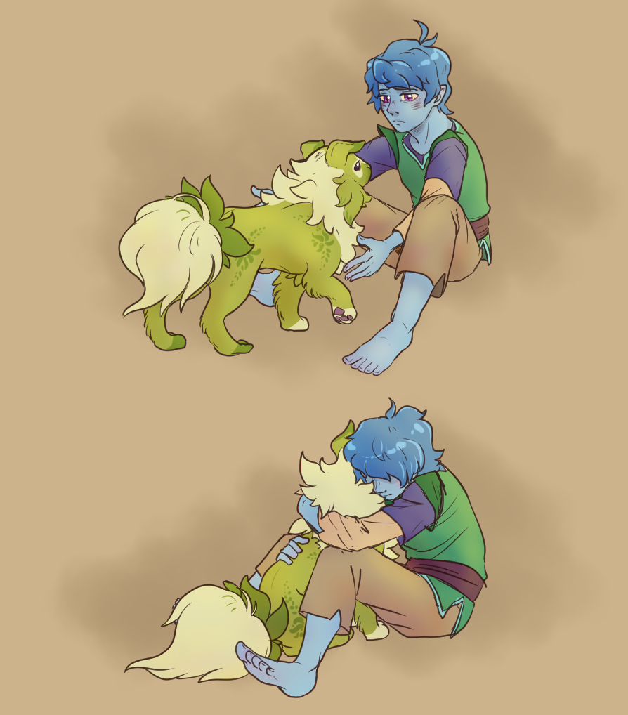 Hug the not-dog