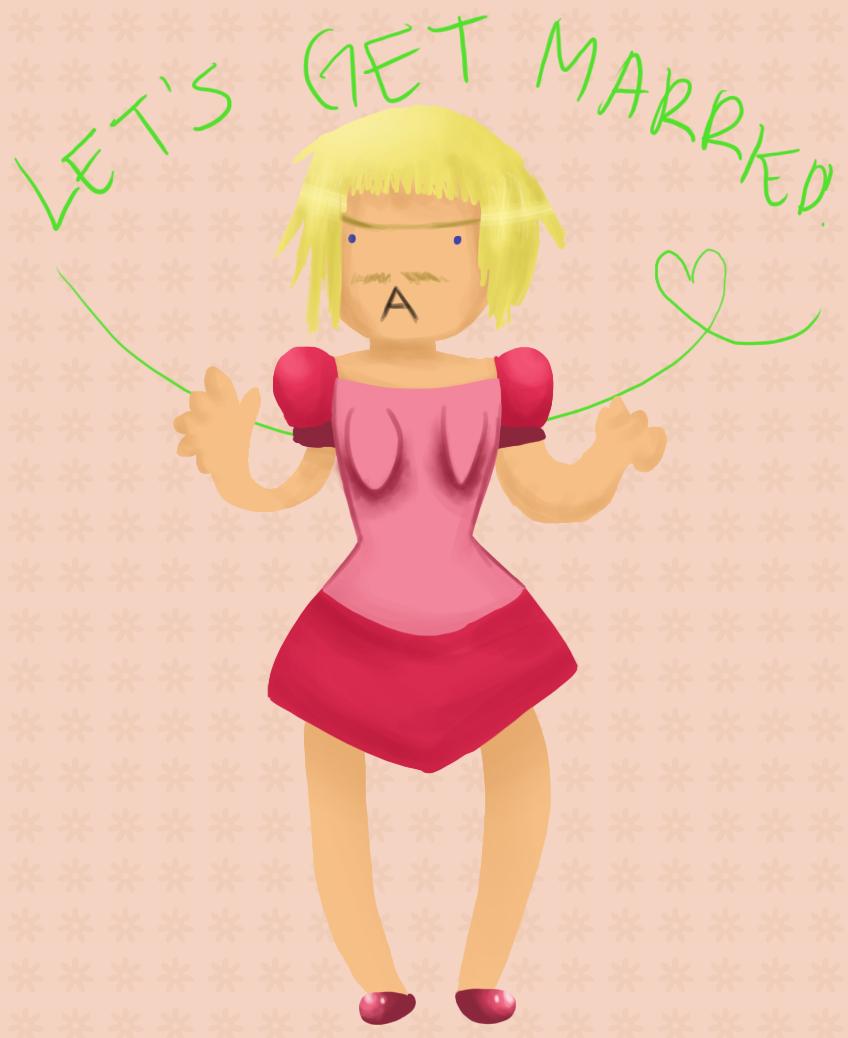 Helga, My Beautiful Stalker