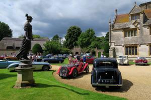 Vestals, sleuths and vintage cars