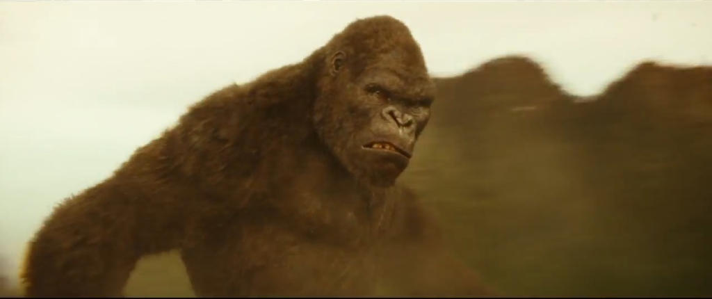 Kong by zalgo529