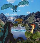 mutant island by zalgo529