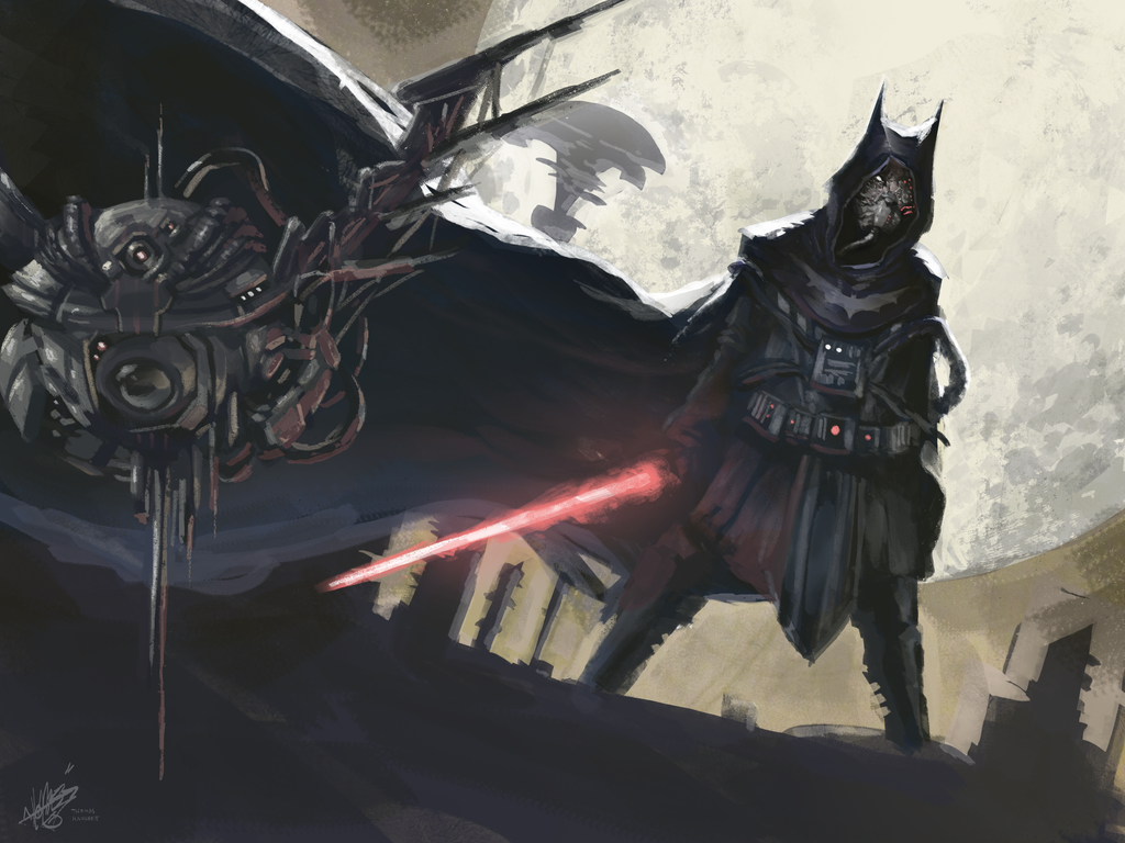 Darth Knight by tomhanch