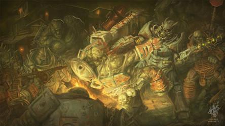 Fallout Fan Art_01 by tomhanch