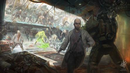 Fallout Fan Art_03 by tomhanch