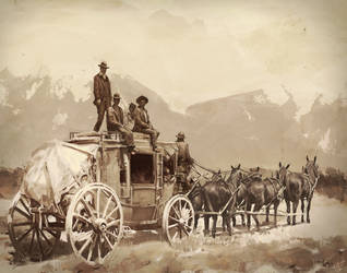 Stagecoach Commission