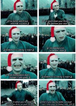Voldemort for Christmas