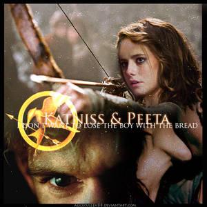 Hunger Games: Katniss Peeta