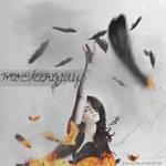 Katniss: into a mockingjay
