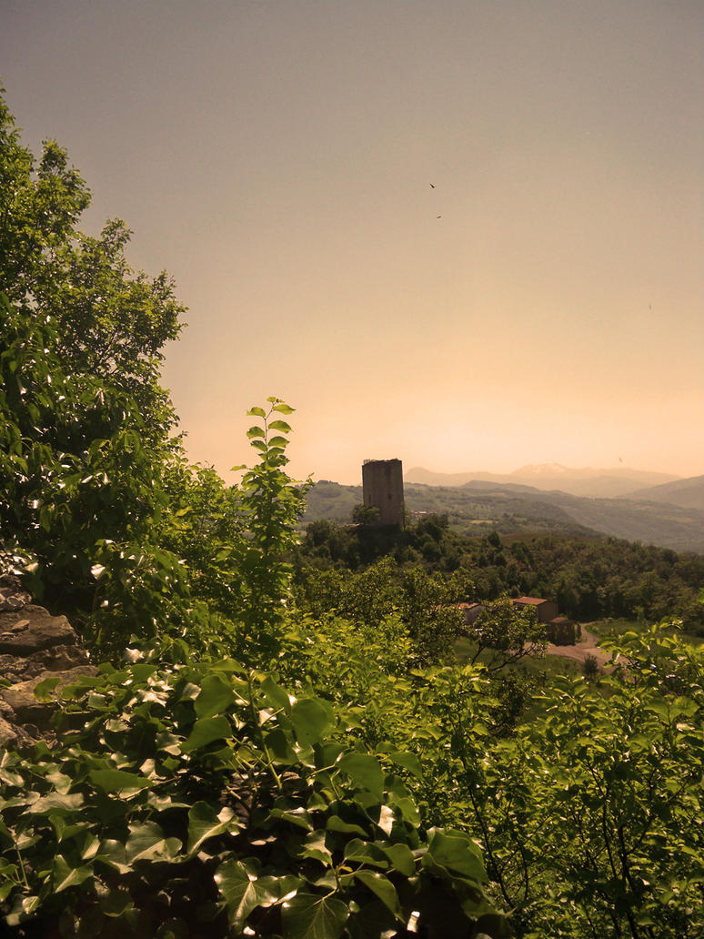 Rossanella Tower by AliceCullen88