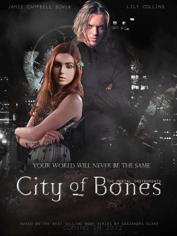 City Of Bones 2 Film