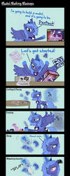Model Making Mishaps by treez123