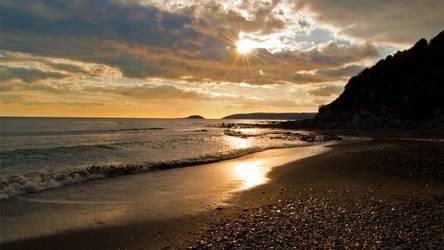 Cornish Waters by bigfoothazza