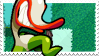 Plant Nuclear Throne Stamp (A) by lonely-eel