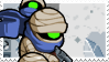 Rebel Nuclear Throne Stamp (B) by lonely-eel
