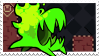 Horror Nuclear Throne Stamp (A) by lonely-eel