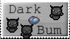 Dark Bum Stamp by lonely-eel