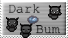 Dark Bum Stamp by lonely-eel
