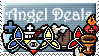 Angel Deal Stamp by lonely-eel