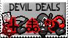 Devil Deal Stamp