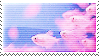 Pink Fishies stamp by lonely-eel