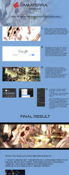 How to do the easier background evaaaaaaa! by Amaterra