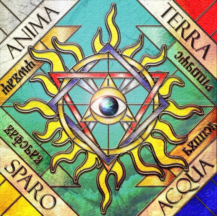 I Need A Symbologists Opinion Circle Square Triangle Symbol
