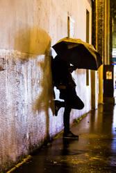 Umbrella by frogsjourney