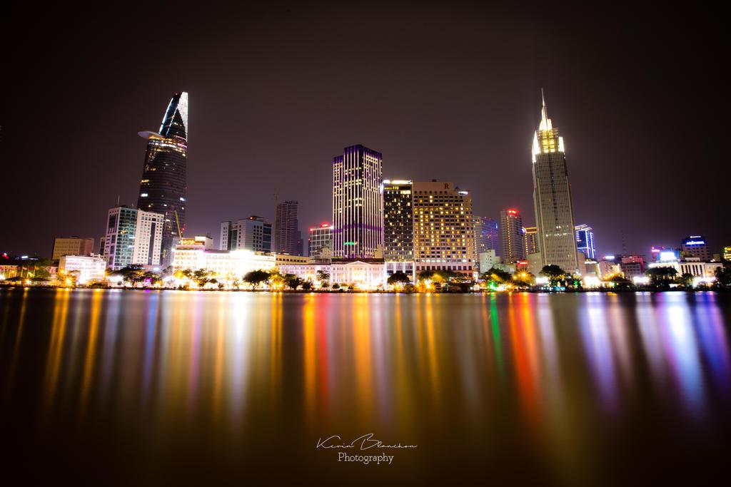 Ho Chi Minh Skyline by frogsjourney