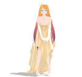 Goddess Kanon WIP2 by anitaabc