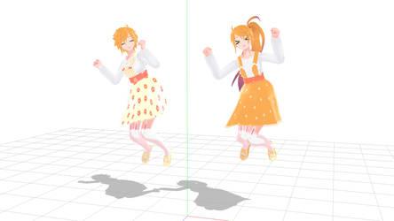 Wip Bunny Dress =) by anitaabc