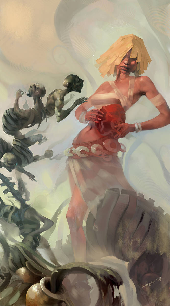 Infidel by Goshun