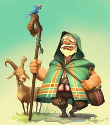 Dedo Ivan by Goshun