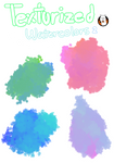 Texturized Watercolors for FIREALPACA 2