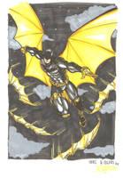Batman by RyouKugaInk