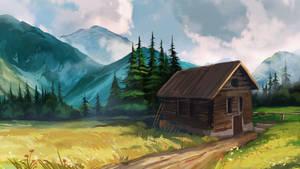 House final illustration day