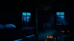 Interior house night version