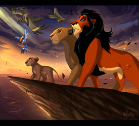 The king by TLK-Ileana